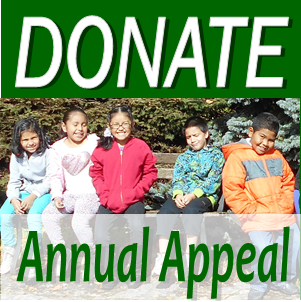 Click Here to Support our 2015 Annual Appeal!