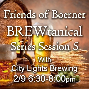 BREWtanicals with City Lights Brewing