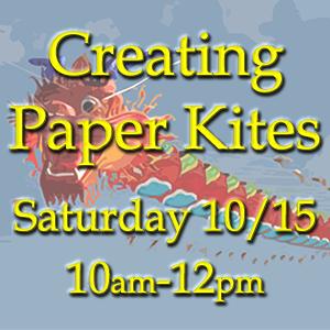 Creating Paper Kites
