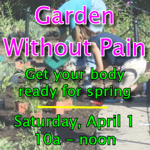 Garden Without Pain