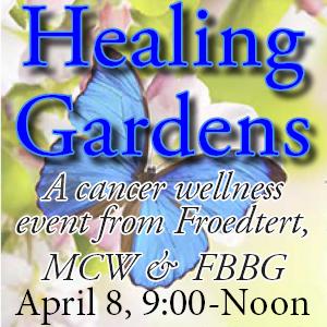 Healing Gardens web icon