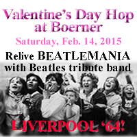 Click here to buy your Valentine's Day Hop tickets!