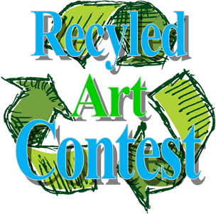 Celebrate the Gardens opening day with the Recycled Art Contest!