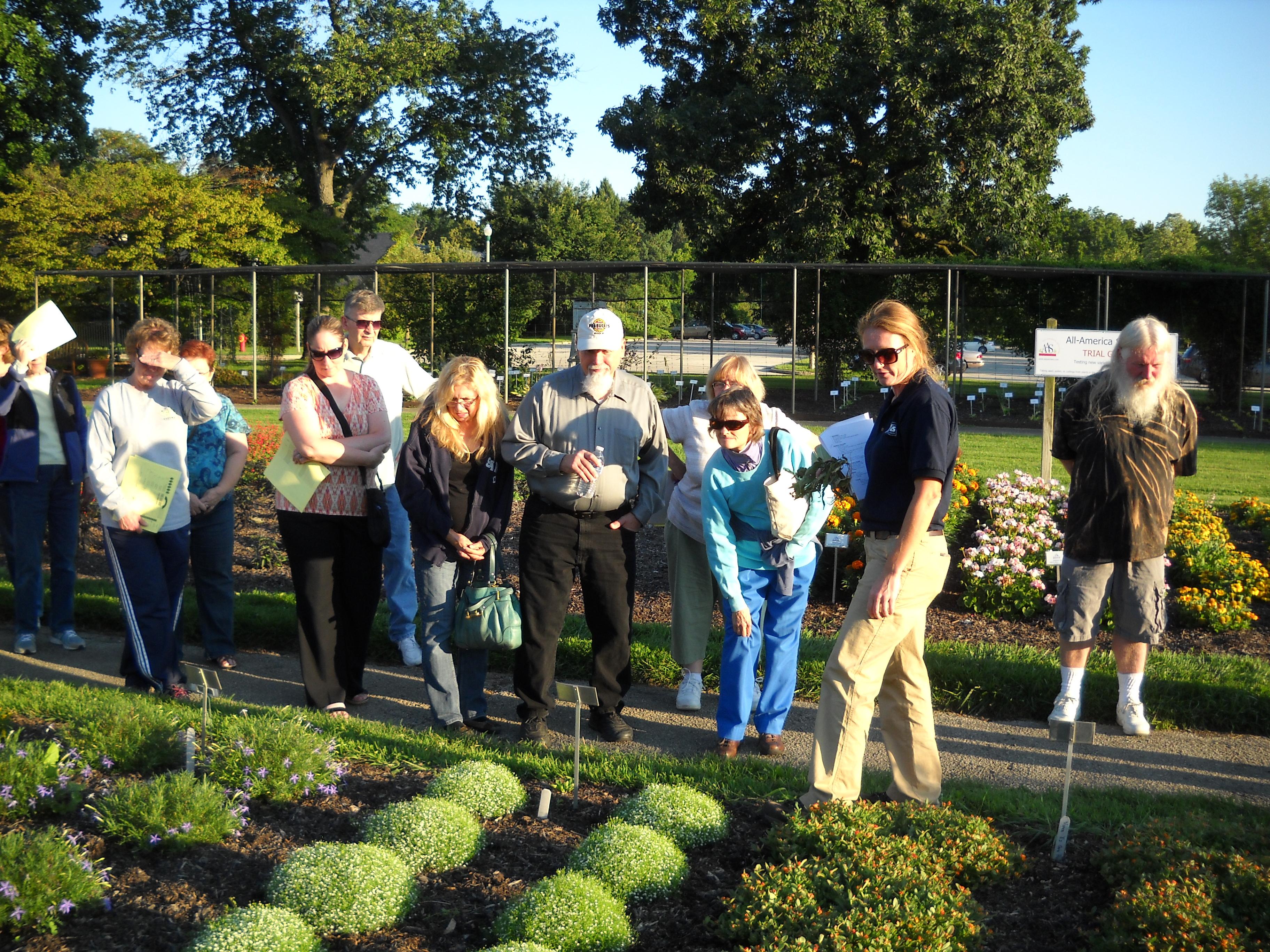 Friends Of Boerner Botanical Gardenspreparing The Garden For The Off Season