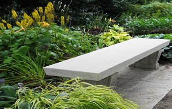 Stone Bench Example 2