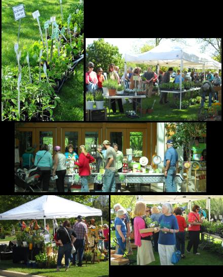 Friends Of Boerner Botanical Gardensherb Society 2017 Herb Fair