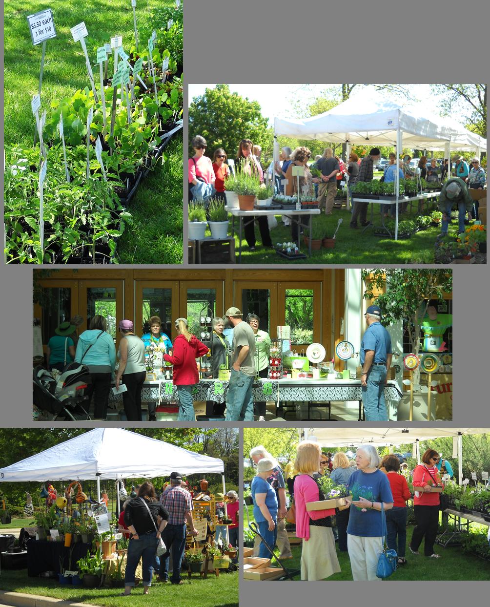 Friends Of Boerner Botanical Gardensherb Society 2016 Herb Fair