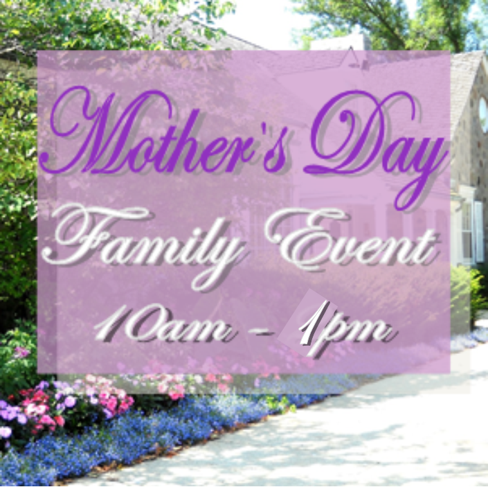 Mother's Day Family Event at Boerner!