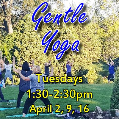 Gentle yoga web icon