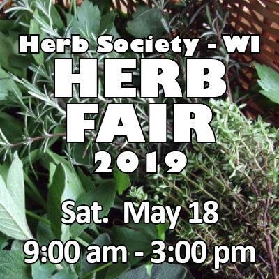 Herb Society 2019 Herb Fair web icon