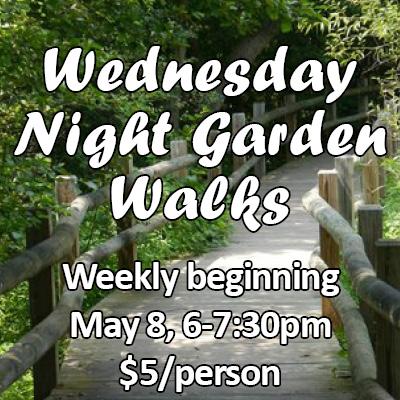 Wed Night Walks web icon