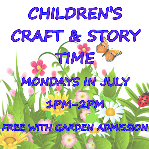 Childrens craft and story time web icon 2019
