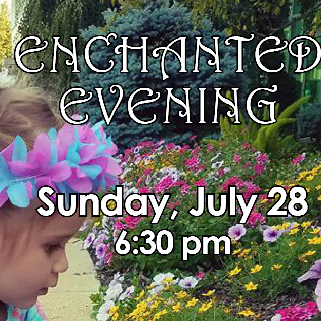 Enchanted Evening web icon