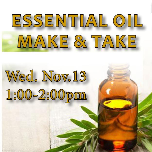 Essential Oil Web Icon