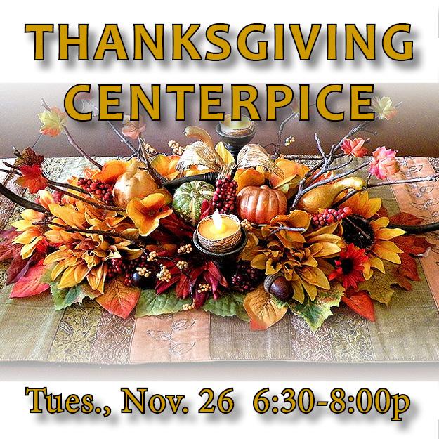 Thanksgiving Centerpiece Web icon