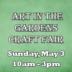 Art in the Gardens Craft Fair web icon