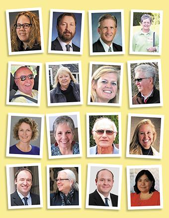 Friends of Boerner Botanical Gardens Board of Directors